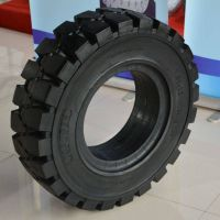 forklift truck solid rubber tyre 7.00-12 for AWP thumbnail image