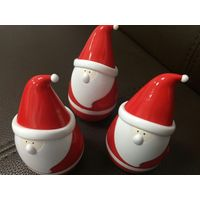2017 new Santa Claus tumbler shaped touching Bluetooth speaker for Christmas gift
