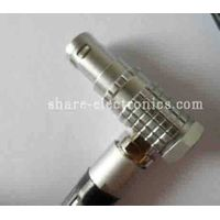 lemo compatible connector-plug: FHG-1B-316-clad52