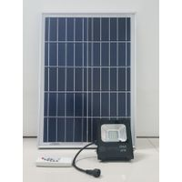 Solar floodlight photosensitive induction light (10W)