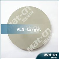The high dense high uniformity AlN target(MAT-CN)