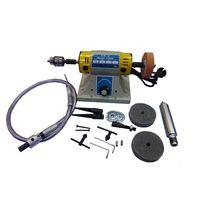 mini bench grinder polishing machine jewelry polisher thumbnail image