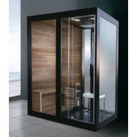 Bathroom Steam Sauna Room With Shower