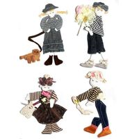 Children's cartoon patches thumbnail image