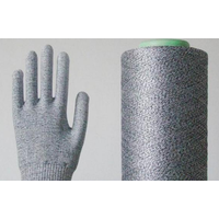 UHMWPE Covering yarn for anti cut glove