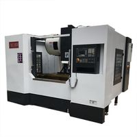 VMC 3 Axis CNC Milling Machine Center With Tool Changer Vertical Milling Machining Center thumbnail image
