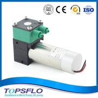 High Perfomance Diaphragm 12V DC water pump/12V water pump/Silent water pump thumbnail image