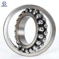 High Precision Self-Aligning Ball Bearing 1214 SUN BEARING
