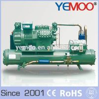 Hangzhou Yemoo Bitzer Copeland 25hp water cooled cold room condenser unit thumbnail image