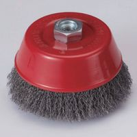 BINIC Abrasive crimped wire cup brush