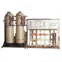 ultrafiltration water treatment equipment for high quality drinking water(1000L/H)