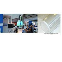 adhesive optical rear projection screen film(for glass display) thumbnail image
