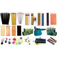 linden wood pencil slats,pencil accessories thumbnail image