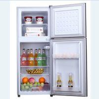 Yangzi Intelligent Refrigerator household small two-door energy-saving rental dormitory mini refrige