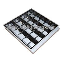 T8 4x18w grille lamp recessed type thumbnail image