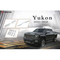 2015-2018 YUKON CHROME TRUNK LID TRIM TAIL GATE TRIM