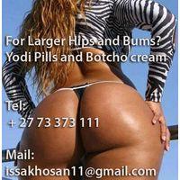 Yodi pill, Bexx pills, Botcho cream