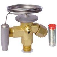 Thermostatic Expansion Valve with Interchangeable Orifice Assembly thumbnail image