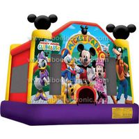 IC0105 outdoor playground games,inflatable playground for sale