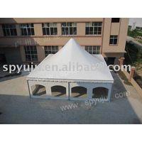 span 6m outdoor luxury wedding tent