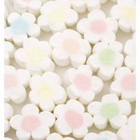 Flower Shaped Marshmallow Candy and Cotton Candy In Bulk Packed thumbnail image