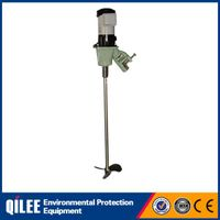 Stainless steel industrial agitator
