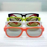 Plastic 3D Passive Glasses