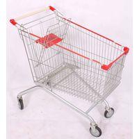 European style shopping trolley 125L