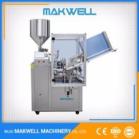Top Factory Adhesive Glue Tube Filling Machine