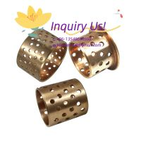 China Bearings for Mold and Dies Bronze guide bushing and wear plates