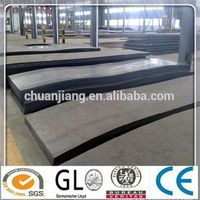 High quality Q235/SS400 Hot rolled steel plate for construction use