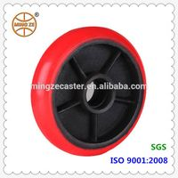 Industrial Round Polyurethane Wheel For Casters