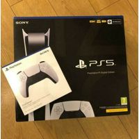 Sony Playstation 5 - Digital Console with Extra Controller thumbnail image