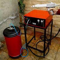 Export Quality Powder Coating Machine