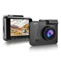 AZDOME M06 Car DVRs Recorder Dash Cam Dual Lens Vehicle Rear Camera Built in GPS