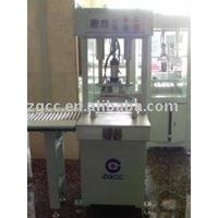 XPF-400TC Semi-automatic Aluminum Foil Sealing Machine