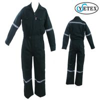 stock flame retardant cotton coverall