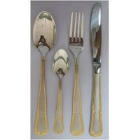 X053 Stainless steel tableware cutlery flatware