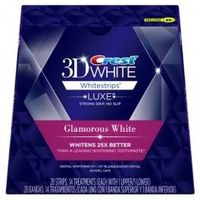 Crest 3D White Luxe Glamorous White Whitestrips, 14 Treatments