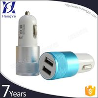 Universal hot selling 3.1A quick car charger with smart IC