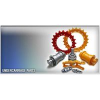Komatsu Excavator Undercarriage Parts And Track Link Track Roller Sprocket Idler
