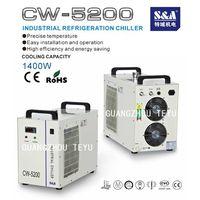 Industrial water chiller for UV printer