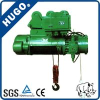 Manufacturing CD1 5ton electric wire rope pulling hoist thumbnail image