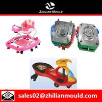 2015 new product safety plastic baby walker toy mould for sales thumbnail image
