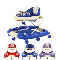 baby walker with rocking and music tray