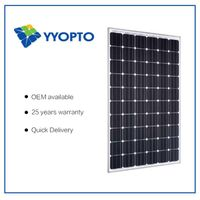 high effiency mono solar panel 250W