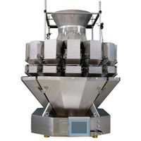 SW-ML14 Automatic Vegetable 14 Heads Multihead Combination Weigher