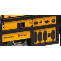 Dewalt DXGN6000 5300W/6000W Auto Idle CARB Low THD Honda GX thumbnail image