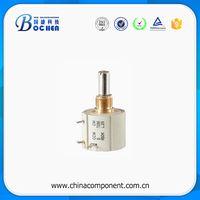 47k Wirewound Precision Potentiometer,Surface Mount Wirewound Potentiometer 7286