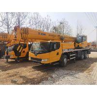 Cheap sell XCMG QY25ka,used 25 ton truck crane,used 25 ton mobile crane thumbnail image